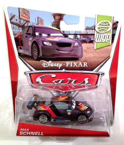 Disney / Pixar 2013 CARS 2 Movie 155 Die Cast Car MAX SCHNELL