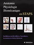 Anatomie, physiologie, biomécanique en STAPS