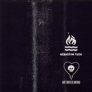 Alkaline Trio/Hot Water Music [Split CD]