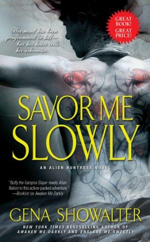 Savor Me Slowly by Gena Showalter