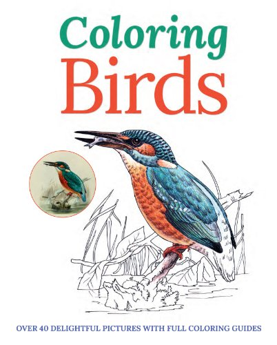 Coloring Birds (Birds Of America Coloring Book compare prices)