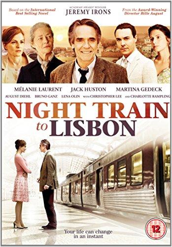 Night Train To Lisbon [DVD]