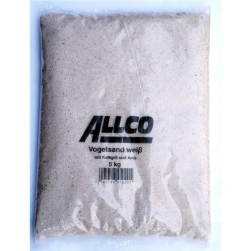 Allco Vogelsand - mit Anis und Kalkgrit 3 x 5