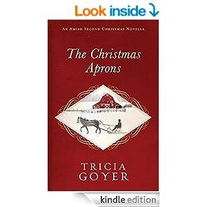 The Christmas Aprons: An Amish Second Christmas Novella