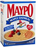 Maypo Maple Flavored Oatmeal, 42 Ounce (Pack of 8)