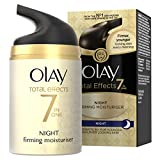 Olay Total Effects 7-in-1 Anti Ageing Night Firming Moisturiser, 50 ml