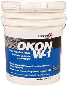 Okon OK910 W-1 Water Repellent Non-Porous, 5-Gallon Pail