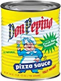 Don Pepino - Pizza Sauce, (6)-28 oz. Cans