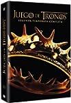 Juego De Tronos - 2� Temporada [DVD]