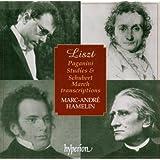 Paganini Studies & Schubert March Transcriptions