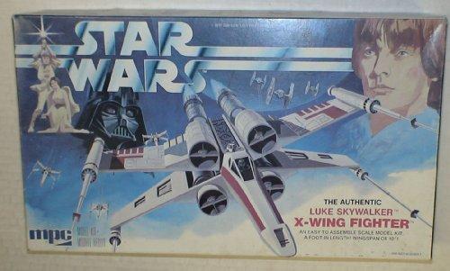 Star Wars Vintage X-wing Model Kit