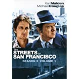 The Streets of San Francisco: Season 2  Volume 1 ~ Karl Malden