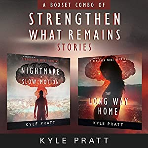 Strengthen What Remains Stories Audiobook