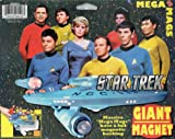 Star Trek Original Series Giant Magnet
