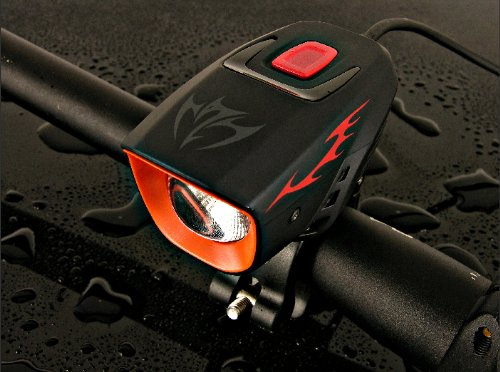 900 Lumens Bike Headlight - Altion Pro