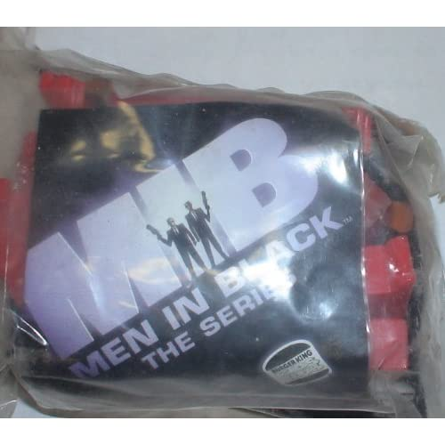 Vintage Unopened Kids Meal Toy  Men in Black
