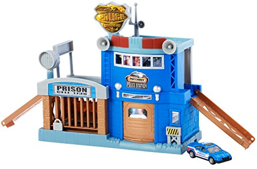 Matchbox Police Adventure Set (Police Cars Matchbox compare prices)