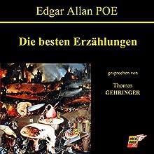 Die besten Erzählungen Hörbuch von Edgar Allan Poe Gesprochen von: Thomas Gehringer