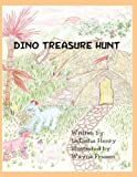 img - for Dino Treasure Hunt book / textbook / text book