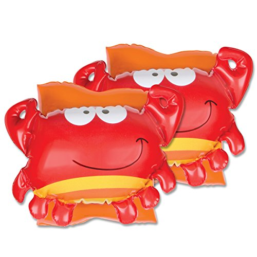 Stephen Joseph Fun Flyer Crab Water Toy