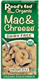 Road's End Organics Mac & Chreese, Organic, 6.5-Ounce Boxes (Pack of 12)