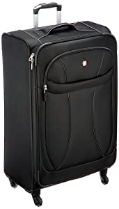 Wenger SA7208 Neo Lite Suitcase - Black, 29 Inch