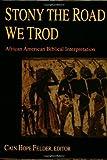 Image of Stony the Road We Trod: African American Biblical Interpretation