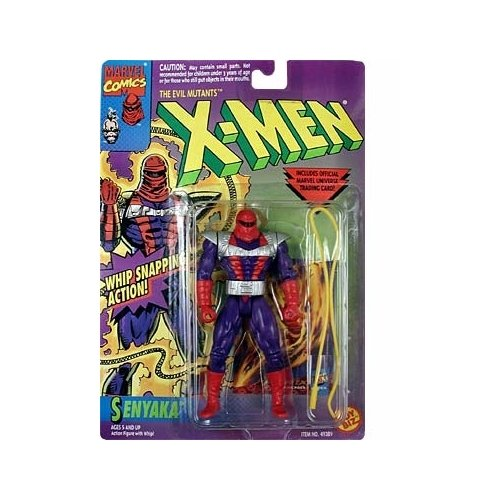 X-Men Senyaka Action Figure