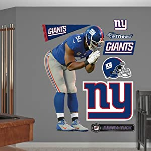 NFL New York Giants Justin Tuck Wall Graphics by Fathead