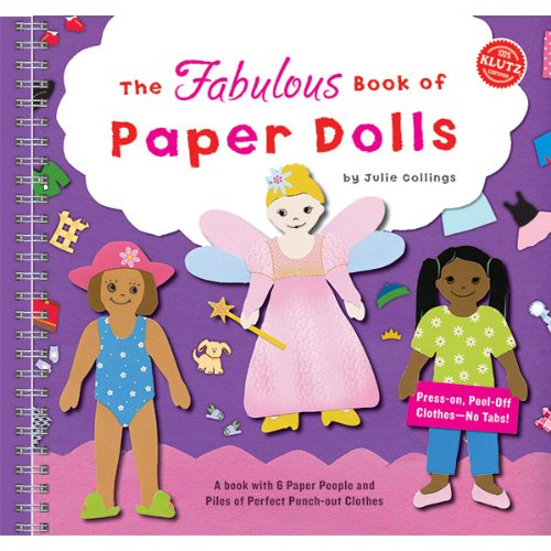 The Fabulous Book of Paper Dolls