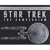 Star Trek The Compendium Blu-Ray ディスク4枚組[北米盤]