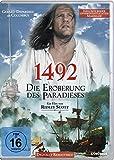 DVD Cover '1492 - Die Eroberung des Paradieses