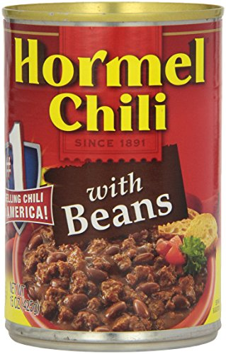 037600223188 - Hormel Chili with Beans 15 oz carousel main 0