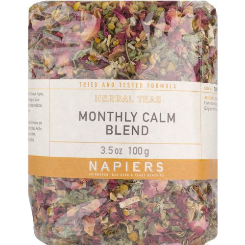 Napiers Monthly Calm Herbal Tea Blend