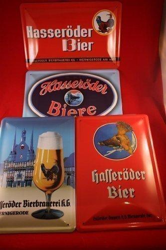 4-hasseroder-biere-blechschilder-20-x-30-cm-wernigerode-auerhahn