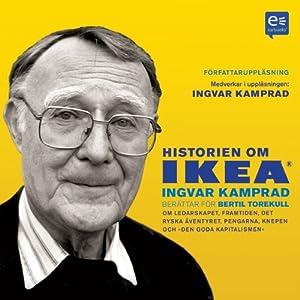 Historien om IKEA [The Story of IKEA] | [Bertil Torekull]