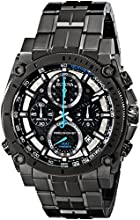 Comprar Bulova 98B229 - Reloj para hombres color negro