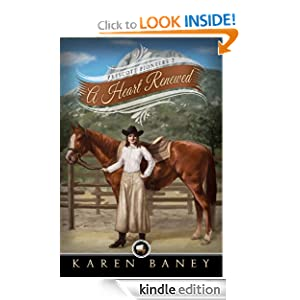 A Heart Renewed (Prescott Pioneers #2)