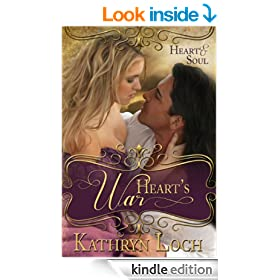 Heart's War (Heart and Soul Book 2)