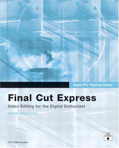 Apple Pro Training Series: Final Cut Express