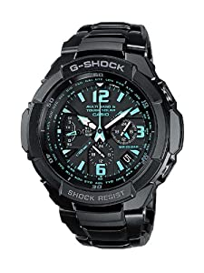 Casio Gents Watch G-Shock Radio Gravity Defier GW-3000BD-1AER