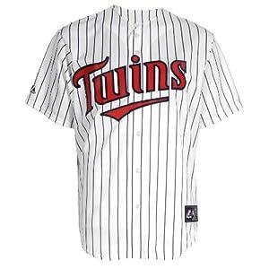MLB Minnesota Twins Justin Morneau #33 Replica Jersey by Majestic