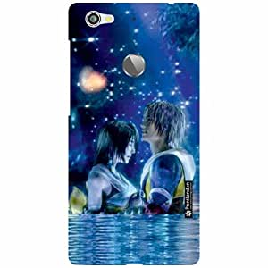 Printland Back Cover For Letv Le 1S - magic Designer Cases