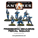 Beyond The Gates Of Antares, Freeborn Mhagris Feral Squad