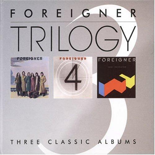 Foreigner - Trilogy-Foreigner/Foreigner 4/ - Zortam Music