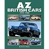 A-Z British Cars 1945-1980by Graham Robson