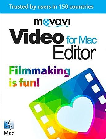 Movavi Video Editor for Mac Personal Edition [Download]
