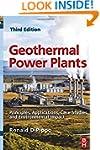 Geothermal Power Plants: Principles,...
