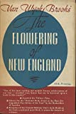 Image of The Flowering of New England: 1815-1865