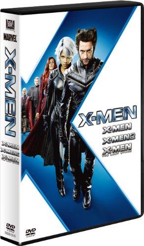 【FOX HERO COLLECTION】X-MEN トリロジー DVD-BOX(3枚組)(初回生産限定)